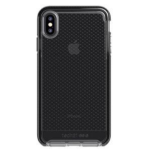 Tech21 Evo Check Smokey Black iPhone X/Xs Case